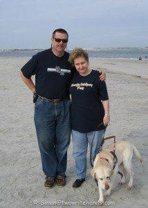 CJ on Atlantic Beach, NC