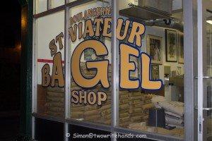 St. Viateur Bagel Shop Store Front