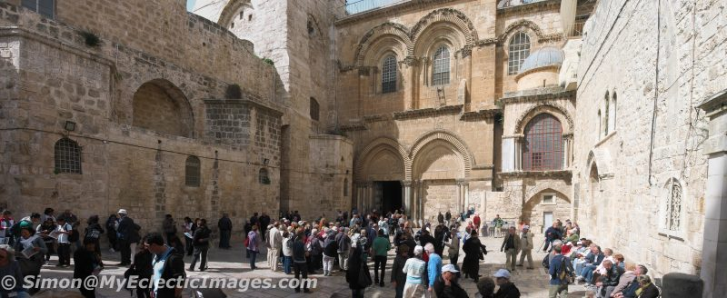 [Weekly WOW #078] Church of the Holy Sepulcher: