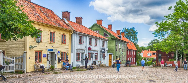 Old Town Linkoping
