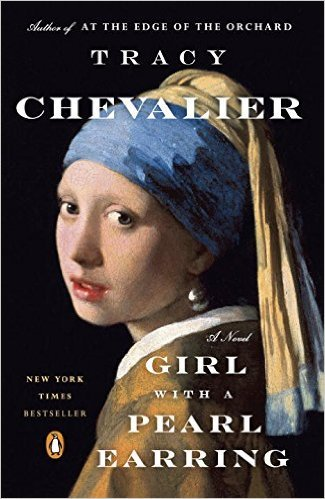 A Book Review: Girl with a Pearl Earring, by Tracy Chevalier