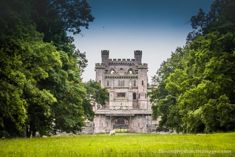 Lowther Castle, a Modern-Day Phoenix