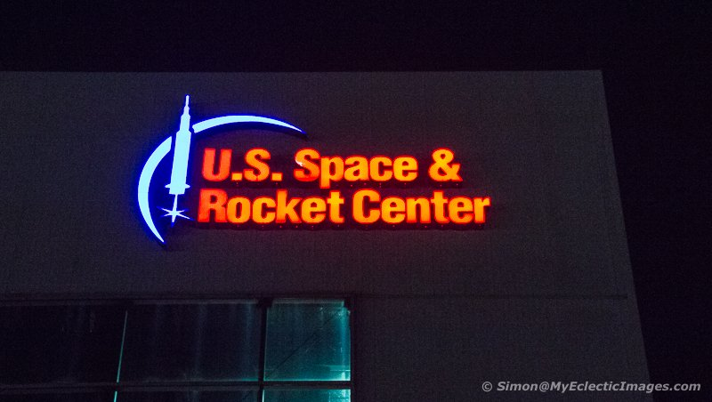 Huntsville's U.S. Space and Rocket Center:
