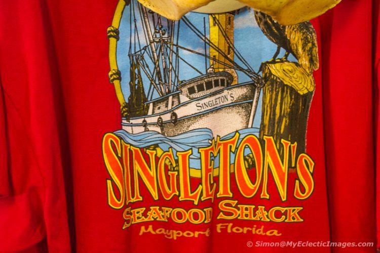 Singleton's Seafood Shack, Mayport, Florida: