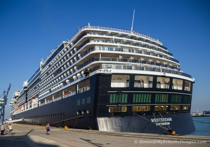 Atlantic Crossing on Holland America's Westerdam: