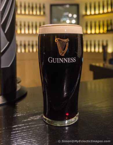 Learning and Libations at Dublin's Guinness Storehouse: