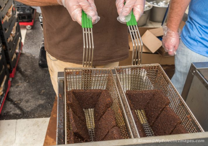 Celebrating Liver Mush in Shelby, North Carolina: